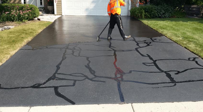 Driveway Repair New Britain CT